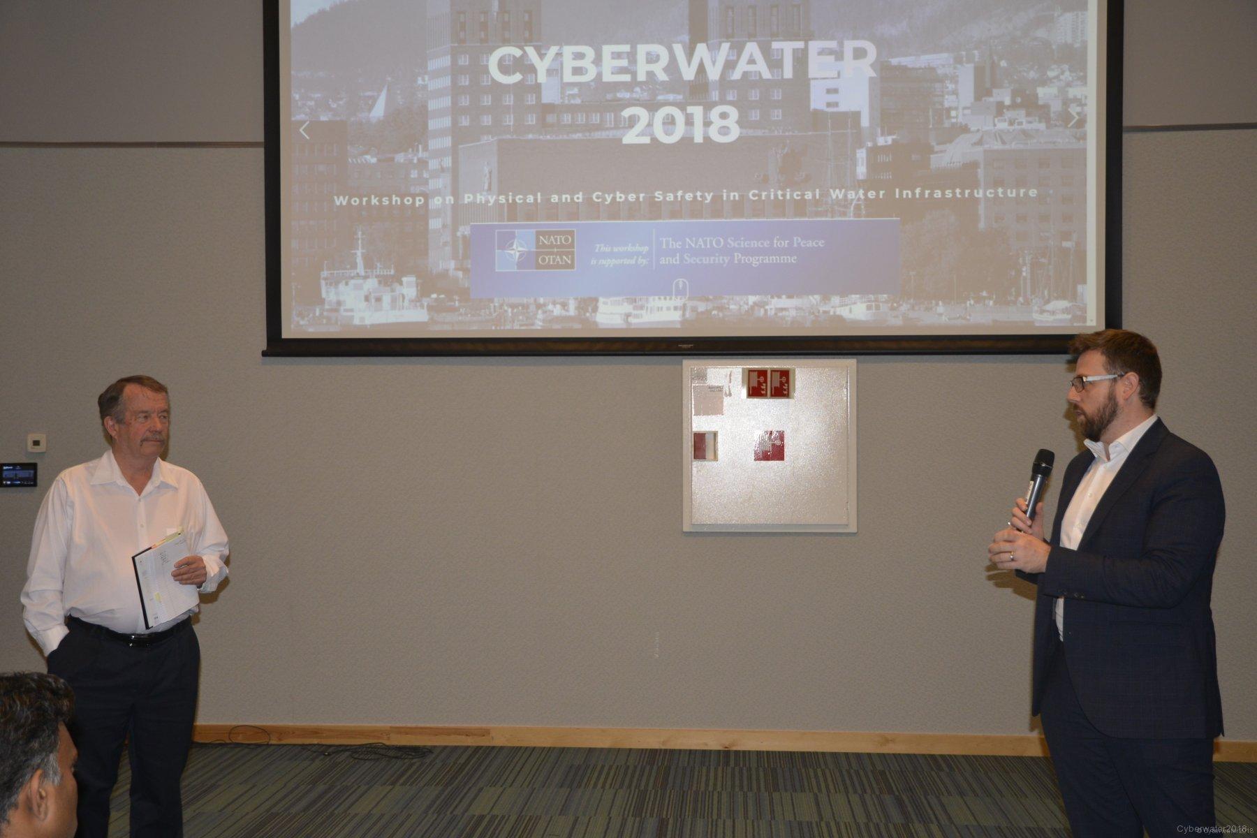 Day  1 Cyberwater